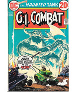 G.I. Combat Comic Book #161, DC Comics 1973 FINE+ - $11.64