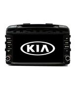 "8"" TouchScreen In Dash Car Stereo Radio DVD Player GPS Navigation KIA So... - $395.99"