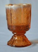 Fenton Paneled Daisy Cameo Opalescent Toothpick Holder #8294 CO - $9.90