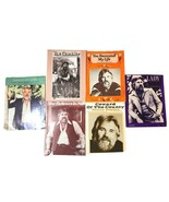 Sheet Music by Kenny Rogers lot of 6 Coward of the county, The Gambler ect - $18.69