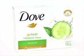 Dove Go Fresh Bar Soap, 135g - $2.50