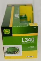 John Deere LP53351 Die Cast Metal Replica L340 Large Square Baler image 4
