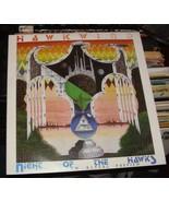 "Hawkwind Night Of The Hawks 12"" single - $29.99"