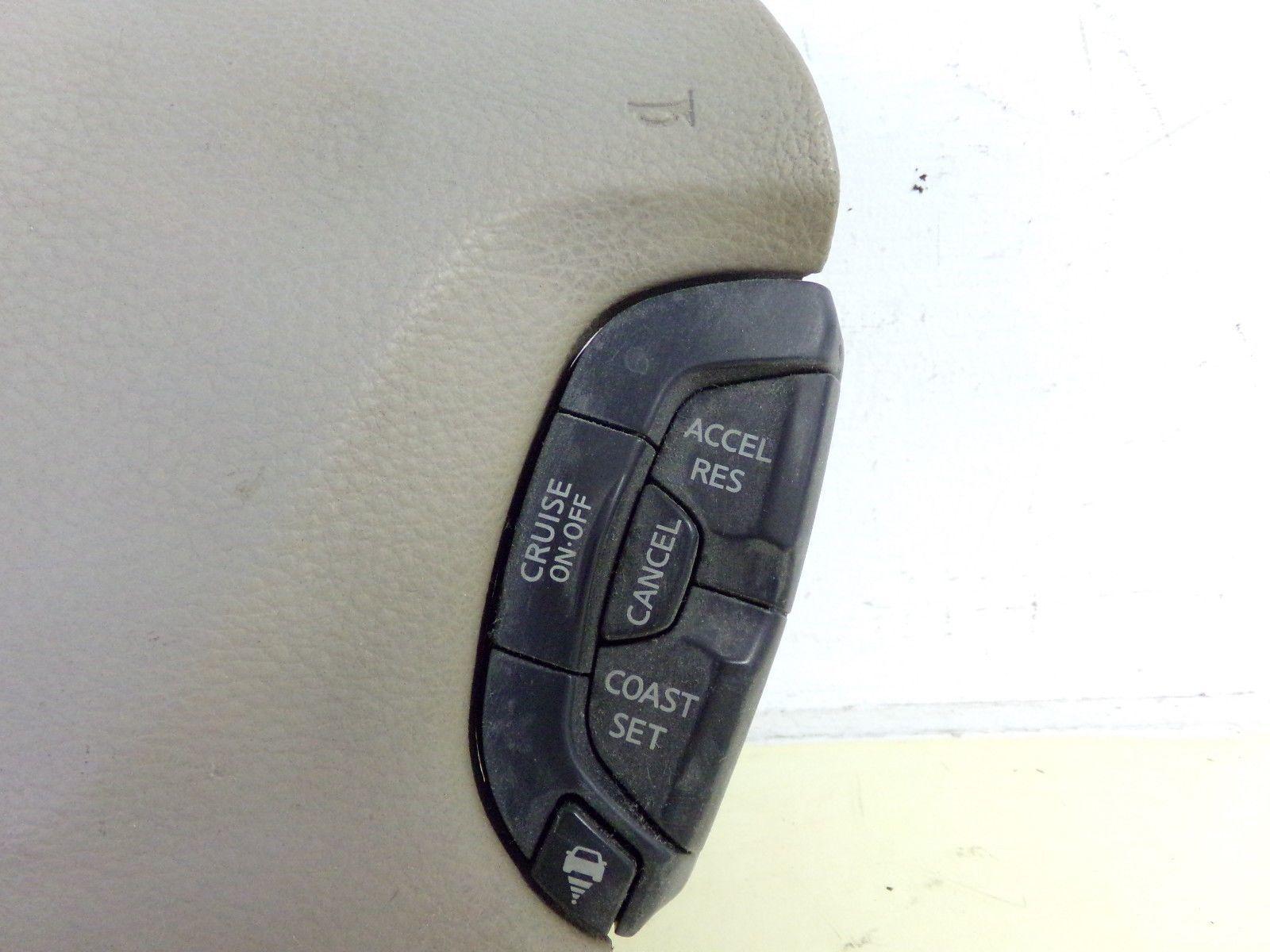 2002 2003 2004 2005 2006 INFINITI Q45 DRIVER LH STEERING WHEEL AIR BAG OEM 99