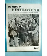 """""""The Films of Yesteryear"""" Magazine Featuring The Three Stooges - Issue #... - $31.24"""