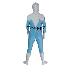 Superhero Frozone Costume Halloween Party Cosplay Zentai Suit image 4