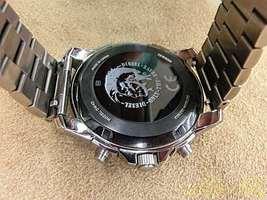 Diesel Smart Watch 737618359 Dw4D Quartz Digital image 5