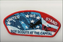 United We Stand Boy Scouts At The Capital CSP - $7.92
