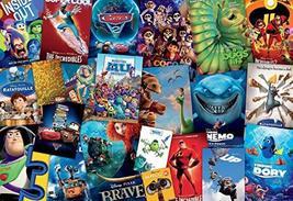 Ceaco 2000 Piece Disney / Pixar - Movie Posters Jigsaw Puzzle, Kids and ... - $17.99