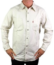 NEW NWT LEVI'S MEN'S COTTON CLASSIC LONG SLEEVE BUTTON UP DRESS SHIRT-381061CC