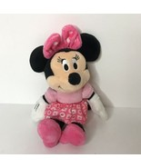 "Disney Baby Minnie Mouse Plush Rattle 8"" - $11.79"