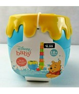 New Disney Winnie the Pooh Hunny Pot Stacking Cups and Shape Sorter - $24.99