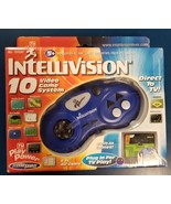 Intellivision 10 Game Video Game System Direct to TV New Open Box Techno... - $28.59
