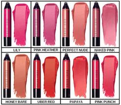 BOBBI BROWN Art Stick Liquid Lip Stick Lip Gloss LILY Violet Pink FS NIB - $21.15