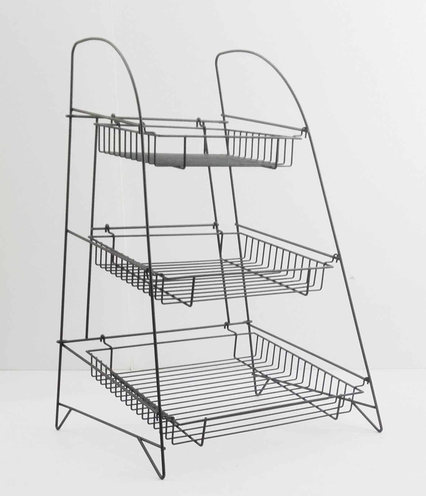 3-Tier Wire Display Rack Bakery Snacks and 25 similar items