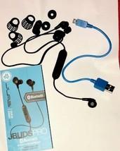 JLab Audio Bluetooth Jbuds Pro Signature Earbuds + Universal MIC + Track... - $37.39