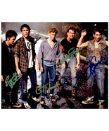 THE OUTSIDERS - BY 5 MEMBERS  Signed Autographed Cast Photo w/COA 1573 - $425.00
