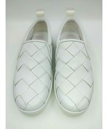 Bottega Veneta Men Sneaker Pelle S Gomm EU 41 US 8 Optic White $760 - $327.79