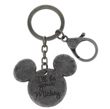 Disney Parks I'll Be your Mickey Keychain New with Tags - $9.48