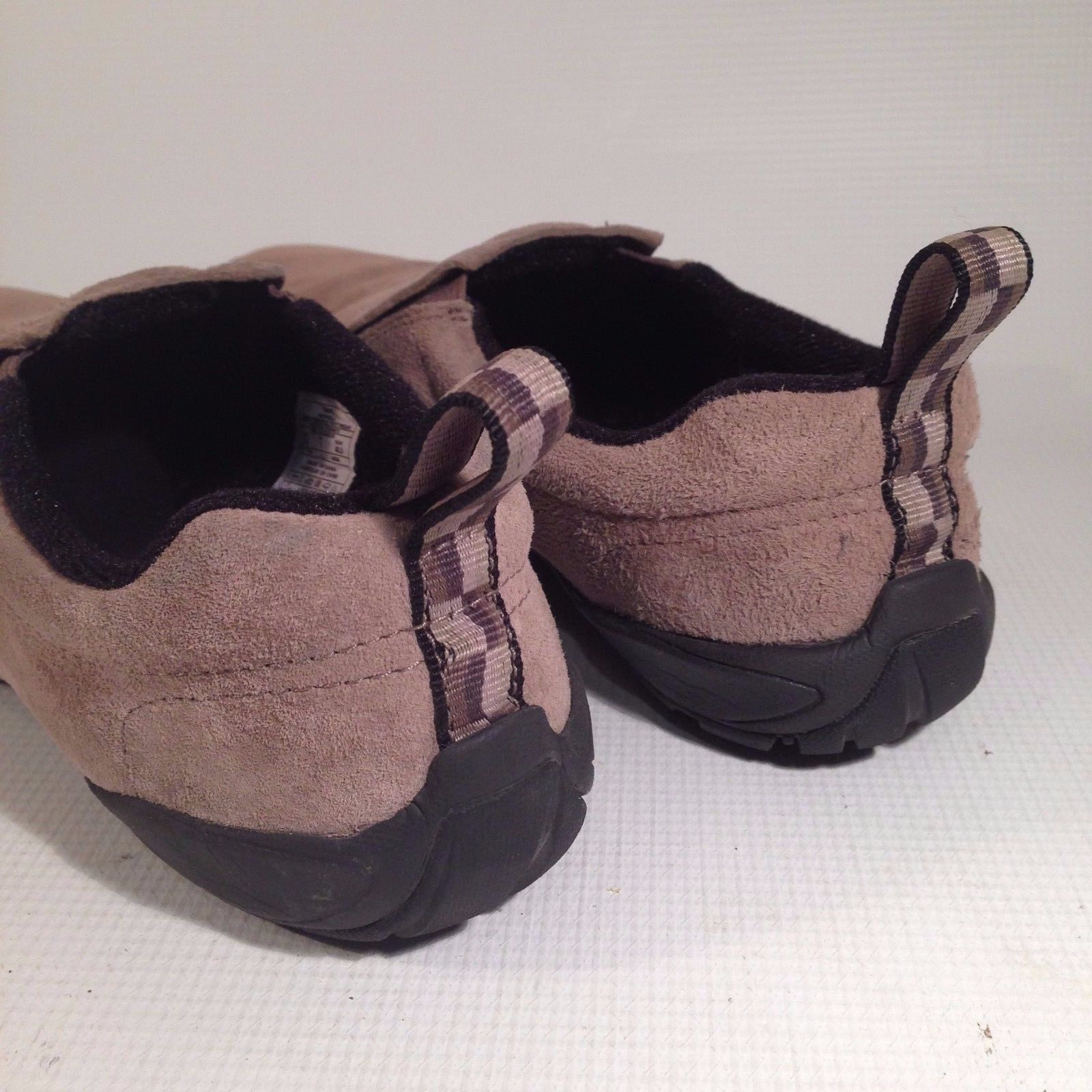 MERRELL PERFORMANCE OXFORDS SZ 7M Women's Walking Shoes Suede 1300917