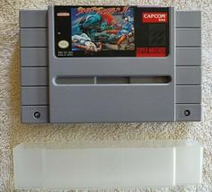 1992 Super Nintendo Street Fighter II 2 Cartridge Only Capcom + Plastic ... - $19.99