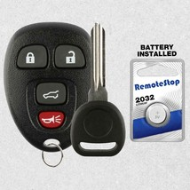 For 2012 2013 2014 2015 2016 2017 Buick Enclave - Keyless Car Remote Fob... - $11.87