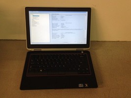 "Dell Latitude E6320 13.3"" Laptop Notebook i7 2.70 GhZ 4GB RAM No HDD No ... - $200.00"