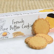 French Pure Butter Cookies - 1 box - 4.41 oz - $6.15