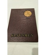 1967 THE KINGSMEN YEARBOOK THE KING SCHOOL STAMFORD, CONNECTICUT  - $24.75