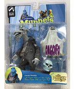 Muppets Uncle Deadly OMGCNFO Exclusive Grey Variant - Palisades 2005 FS - $16.45