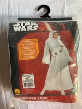 Star Wars Princess Leia Women's Extra Small Halloween Cosplay Costume Rubies New - $34.29