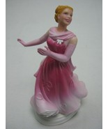 1984 Avon - Images Of Hollywood Porcelain Figurine - Ginger Rogers as Di... - $37.95