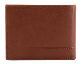 Tommy Hilfiger Men's Leather RFID Fixed Passcase Wallet Billfold 31TL220084 image 6