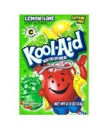 Kool-Aid Drink Mix Lemon-Lime 10 count - $3.91