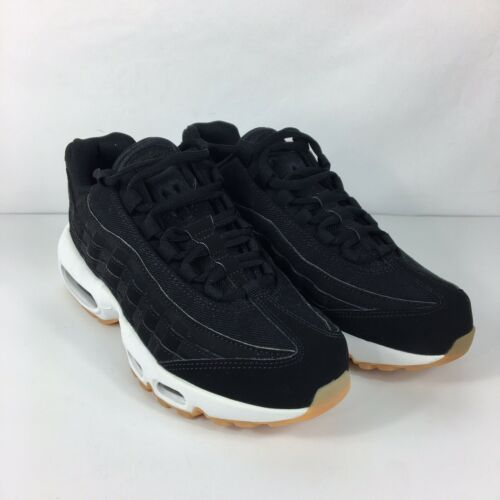 pretty nice 8cc58 a796c Nike Air Max 95 Womens Running Shoes Black and 25 similar items. 12