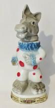 Jim Beam Empty Decanter Beams Trophy 110 Donkey Clown 1968 - $12.16