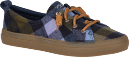 Sperry Top-Sider Crest Vibe Plaid Wool Sneaker Shoes Size 7 - $60.44 CAD