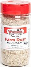 Weavers Dutch Country Farm Dust Seasoning 8oz image 12
