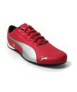 PUMA SF Drift Cat 5 NM Men's Red/Silver Sneakers #30647101 $100 - $56.99