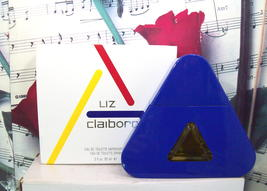 Liz Claibrorne EDT Spray 3.0 FL. OZ. Vintage - $119.99