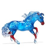 Breyer Nokota Horse   ILLUMINATION    Patriotic Clearware Model    NIB  ... - $79.19