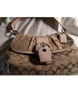 coach signature purse  C1260-F17093 - $49.49