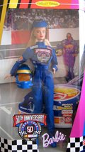 50th Anniversary Barbie 1948-1998 Nascar Collector Edition [Brand New] - $56.46