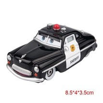 "Disney Pixar Cars 2 ""Sheriff"" Diecast Vehicle Kids Toys  - $8.52"
