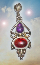 Haunted Necklace 5000X A Way Out Solutions No Deals 7 Scholars Extreme Magick - $377.77