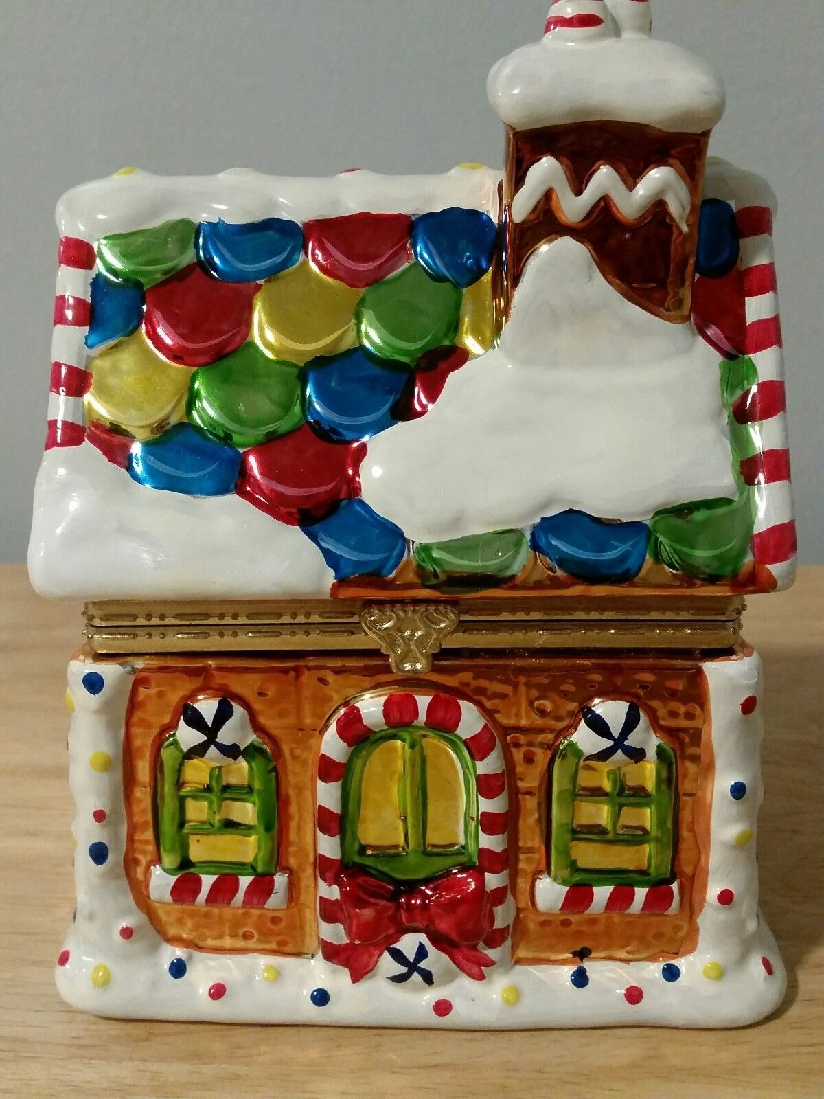 Sensational Large Animated Musical Gingerbread House And 50 Similar Items Download Free Architecture Designs Rallybritishbridgeorg