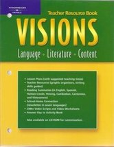 Visions A: Language, Literature, Content, Teacher Resource Book McCloske... - $15.78