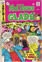Mad House Glads Comic Book #93, Archie 1974 FINE - $6.89