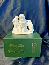 Dept 56 Winter Tales of Snowbabies Read Me A Story Figurine - $22.00