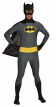 Rubie's Costume Men's Dc Comics Superhero Style Batman Body Suit, Medium - $37.99